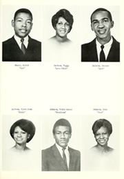 A S Staley High School - Tiger Yearbook (Americus, GA) online yearbook collection, 1969 Edition, Page 27