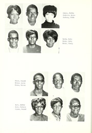 A S Staley High School - Tiger Yearbook (Americus, GA) online yearbook collection, 1969 Edition, Page 36