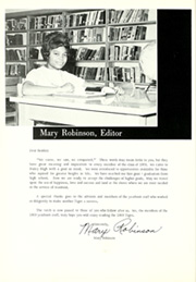 Page 8, 1969 Edition, A S Staley High School - Tiger Yearbook (Americus, GA) online yearbook collection