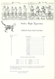 A S Staley High School - Tiger Yearbook (Americus, GA) online yearbook collection, 1969 Edition, Page 82