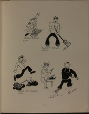 Aaron Ward (DM 34) - Naval Cruise Book online yearbook collection, 1945 Edition, Page 41