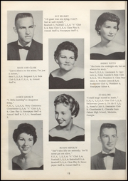 Abbeville High School - Jacket Yearbook (Abbeville, AL) online yearbook collection, 1959 Edition, Page 18