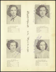 Abbeville High School - Mnemosyne Yearbook (Abbeville, GA) online yearbook collection, 1950 Edition, Page 13