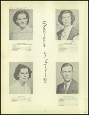 Abbeville High School - Mnemosyne Yearbook (Abbeville, GA) online yearbook collection, 1950 Edition, Page 16