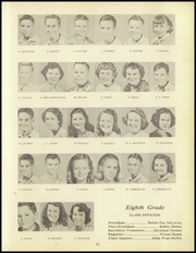 Abbeville High School - Mnemosyne Yearbook (Abbeville, GA) online yearbook collection, 1950 Edition, Page 25