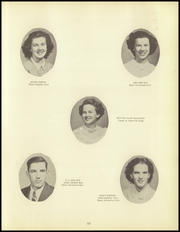 Abbeville High School - Mnemosyne Yearbook (Abbeville, GA) online yearbook collection, 1950 Edition, Page 37