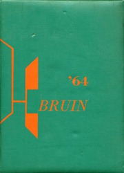 Abbey School - Bruin Yearbook (Canon City, CO) online yearbook collection, 1964 Edition, Cover
