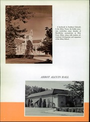 Page 10, 1964 Edition, Abbey School - Bruin Yearbook (Canon City, CO) online yearbook collection