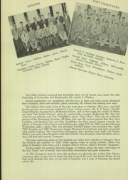 Abbey School - Evergreen Yearbook (Simsbury, CT) online yearbook collection, 1948 Edition, Page 12