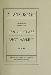 Abbot Academy - Circle Yearbook (Andover, MA) online yearbook collection, 1902 Edition, Page 5