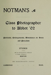 Abbot Academy - Circle Yearbook (Andover, MA) online yearbook collection, 1902 Edition, Page 53