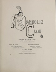 Abbot Academy - Circle Yearbook (Andover, MA) online yearbook collection, 1903 Edition, Page 41