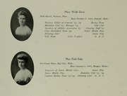 Abbot Academy - Circle Yearbook (Andover, MA) online yearbook collection, 1904 Edition, Page 22