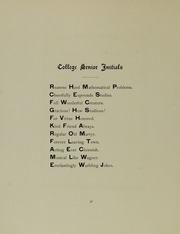Abbot Academy - Circle Yearbook (Andover, MA) online yearbook collection, 1905 Edition, Page 38