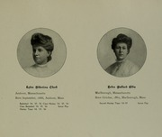 Abbot Academy - Circle Yearbook (Andover, MA) online yearbook collection, 1906 Edition, Page 17