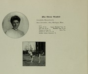 Abbot Academy - Circle Yearbook (Andover, MA) online yearbook collection, 1906 Edition, Page 22