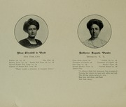 Abbot Academy - Circle Yearbook (Andover, MA) online yearbook collection, 1908 Edition, Page 22