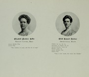 Abbot Academy - Circle Yearbook (Andover, MA) online yearbook collection, 1909 Edition, Page 16