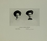 Abbot Academy - Circle Yearbook (Andover, MA) online yearbook collection, 1909 Edition, Page 23
