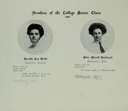 Abbot Academy - Circle Yearbook (Andover, MA) online yearbook collection, 1909 Edition, Page 24