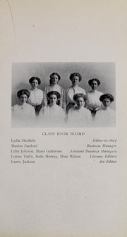 Abbot Academy - Circle Yearbook (Andover, MA) online yearbook collection, 1910 Edition, Page 11