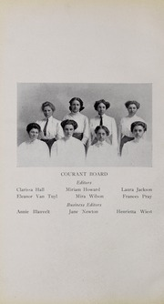 Abbot Academy - Circle Yearbook (Andover, MA) online yearbook collection, 1910 Edition, Page 40