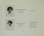 Abbot Academy - Circle Yearbook (Andover, MA) online yearbook collection, 1912 Edition, Page 10