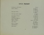 Abbot Academy - Circle Yearbook (Andover, MA) online yearbook collection, 1912 Edition, Page 33