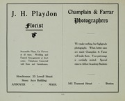 Abbot Academy - Circle Yearbook (Andover, MA) online yearbook collection, 1912 Edition, Page 60