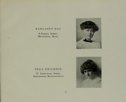 Abbot Academy - Circle Yearbook (Andover, MA) online yearbook collection, 1913 Edition, Page 19