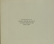 Abbot Academy - Circle Yearbook (Andover, MA) online yearbook collection, 1913 Edition, Page 7