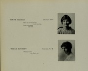 Abbot Academy - Circle Yearbook (Andover, MA) online yearbook collection, 1914 Edition, Page 11