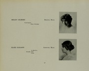 Abbot Academy - Circle Yearbook (Andover, MA) online yearbook collection, 1914 Edition, Page 17