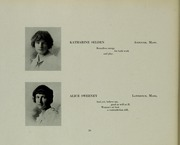 Abbot Academy - Circle Yearbook (Andover, MA) online yearbook collection, 1914 Edition, Page 24