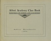 Abbot Academy - Circle Yearbook (Andover, MA) online yearbook collection, 1914 Edition, Page 5