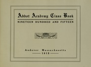 Abbot Academy - Circle Yearbook (Andover, MA) online yearbook collection, 1915 Edition, Page 5