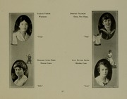 Abbot Academy - Circle Yearbook (Andover, MA) online yearbook collection, 1916 Edition, Page 23
