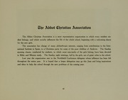 Abbot Academy - Circle Yearbook (Andover, MA) online yearbook collection, 1916 Edition, Page 49