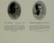 Abbot Academy - Circle Yearbook (Andover, MA) online yearbook collection, 1917 Edition, Page 19