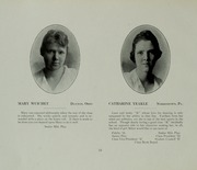 Abbot Academy - Circle Yearbook (Andover, MA) online yearbook collection, 1917 Edition, Page 26