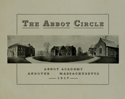 Abbot Academy - Circle Yearbook (Andover, MA) online yearbook collection, 1917 Edition, Page 5
