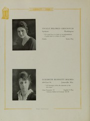 Abbot Academy - Circle Yearbook (Andover, MA) online yearbook collection, 1918 Edition, Page 18