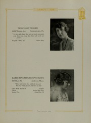 Abbot Academy - Circle Yearbook (Andover, MA) online yearbook collection, 1918 Edition, Page 25