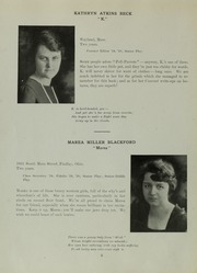 Abbot Academy - Circle Yearbook (Andover, MA) online yearbook collection, 1919 Edition, Page 10
