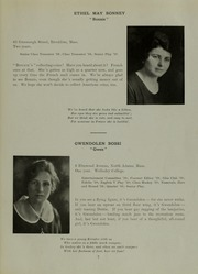 Abbot Academy - Circle Yearbook (Andover, MA) online yearbook collection, 1919 Edition, Page 11