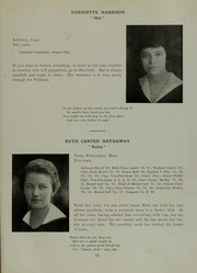 Abbot Academy - Circle Yearbook (Andover, MA) online yearbook collection, 1919 Edition, Page 23