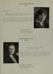 Abbot Academy - Circle Yearbook (Andover, MA) online yearbook collection, 1919 Edition, Page 25
