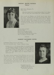Abbot Academy - Circle Yearbook (Andover, MA) online yearbook collection, 1919 Edition, Page 32