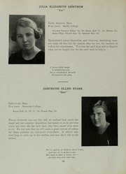 Abbot Academy - Circle Yearbook (Andover, MA) online yearbook collection, 1919 Edition, Page 34