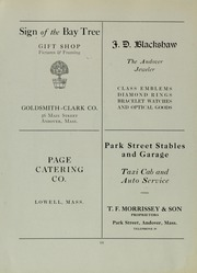 Abbot Academy - Circle Yearbook (Andover, MA) online yearbook collection, 1919 Edition, Page 72